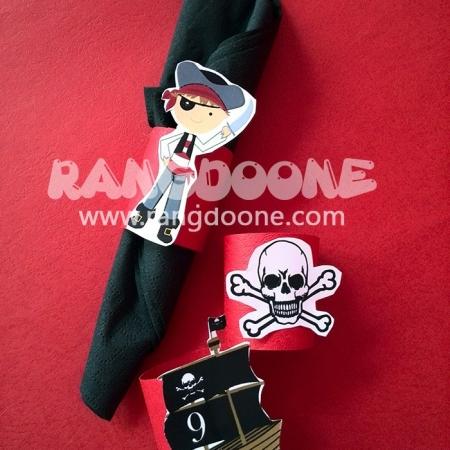 تم تولد دزد دریایی