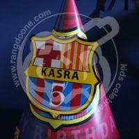 کلاه تولد بارسلونا