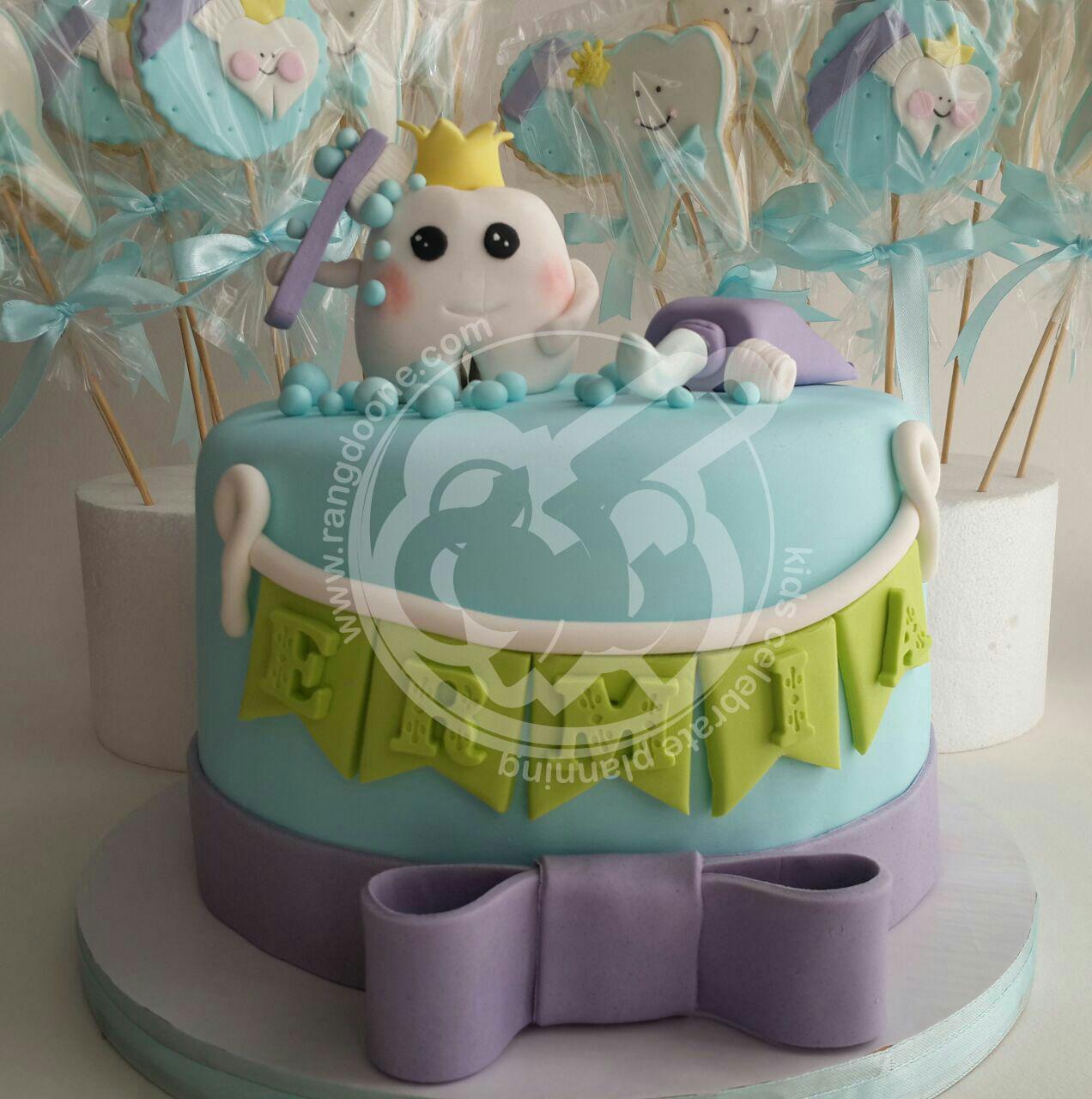 کیک دندونی