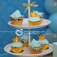 کاپ کیک شاهزاده