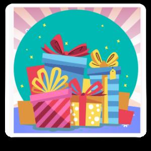 گیفت و هدیه تولد